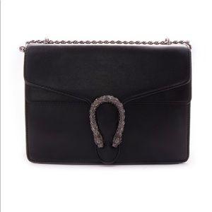 NWOT Black Horseshoe Shoulder Bag Horseshoe Purse